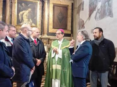 16.11.2019 - Visita alla Città di Siena della Delegazione per la Toscana