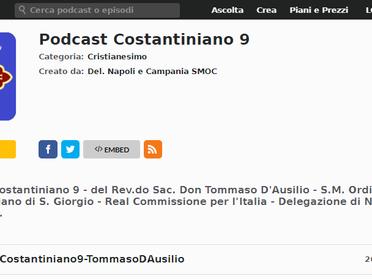 26.04.2020 - Nono Podcast Costantiniano - Difendiamo la saggezza