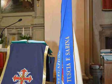 09.10.2021 - Pontificale e II Capitolo Generale della Delegazione della Tuscia e Sabina a Caprarola