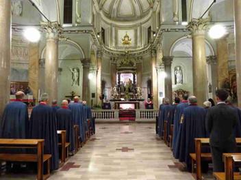 15.10.2020 – Delegazione della Lombardia riprende celebrazioni e attività culturale a Milano