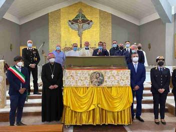 28.05.2021 – Celebrazione in onore di San Giuseppe presso la Chiesa della SS. Trinità di Parete