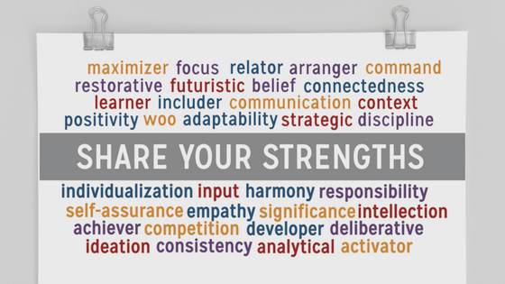 Strengths Language