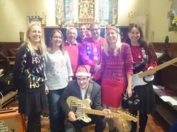 Church Band Dec 2015