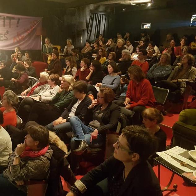 Soirée-docu au Spoutnik sur la grève de 1991 14.01.2019