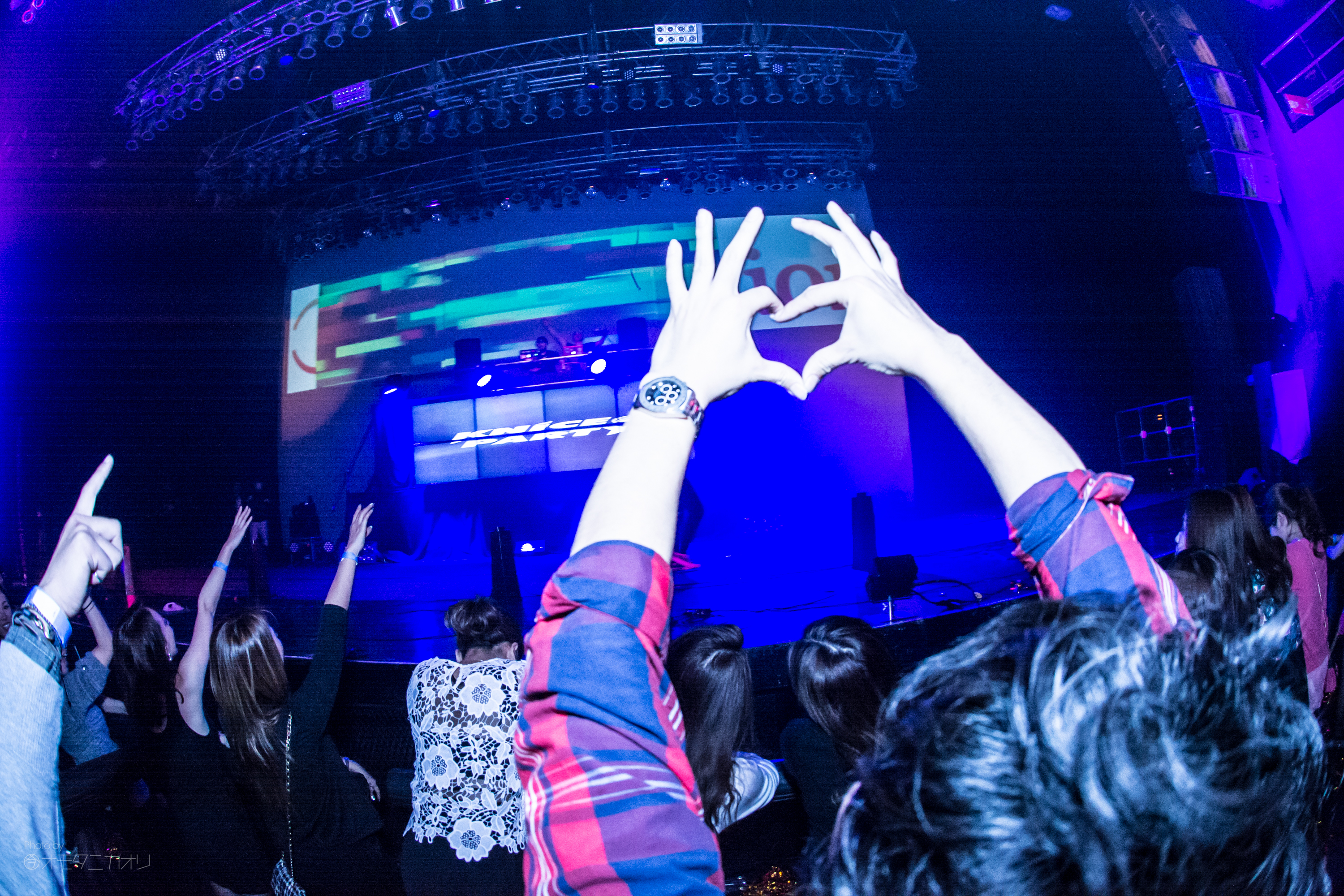Collaboration _EDM Allnight Festival