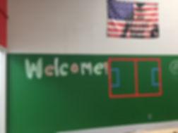 welcome inspiration wall.JPG