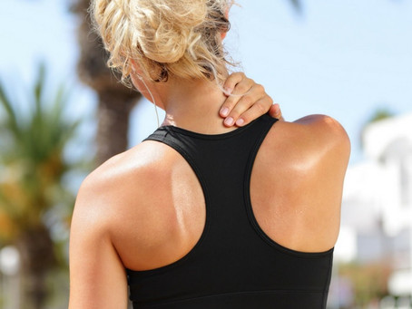 What You Need to Know About Neck Sprains