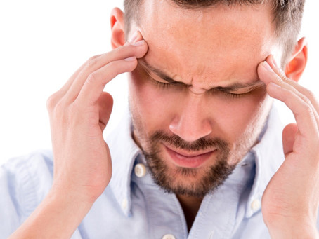 Is Your Headache a Pain in the Neck?