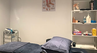 New Physiotherapy Treatment Rooms