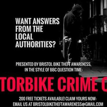 Motorbike Crime Q&A