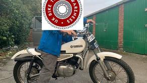 STOLEN - LIVERPOOL - SUZUKI GSXR750 - YAMAHA TY80 - CRIME REF: 19100551080