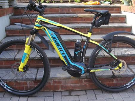 Police Appeal - Giant Dirt & Saracen Juice E Bikes Crime Ref:5218286962