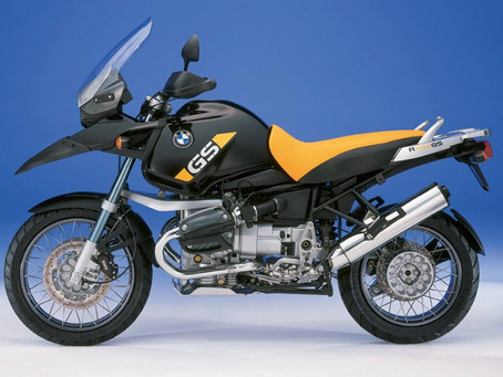 Police Appeal -  BMW GS - BLACK/YELLOW - Reg:  WF05 XRH - Crime Ref: 5218224869