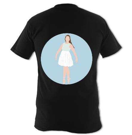 Prima Ballerina in Training - T shirt