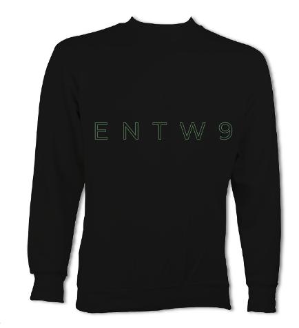 ENTW9 Green - Sweatshirt