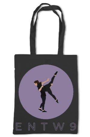 ENTW9 Duo - Tote Bag