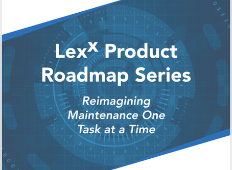 Product Roadmap Series | Reimagining Maintenance One Task at a Time