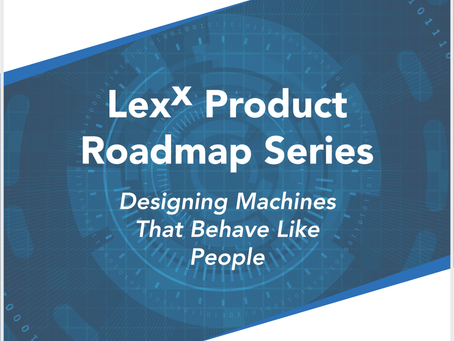 Product Roadmap Series | Designing Machines that Behave like People