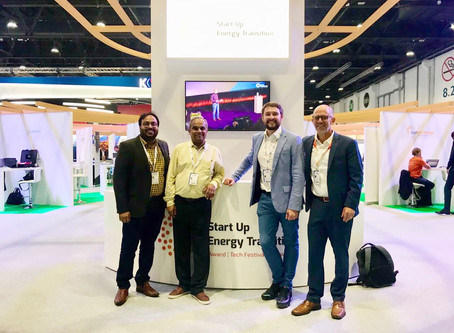 LexX Attends the World Energy Congress in Abu Dhabi