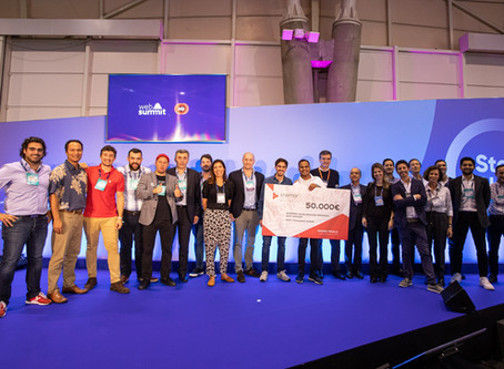 LexX Wins EDP Accelerator at Lisbon Web Summit!