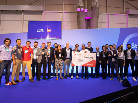 LexX Wins EDP Accelerator at Lisbon Web Summit!