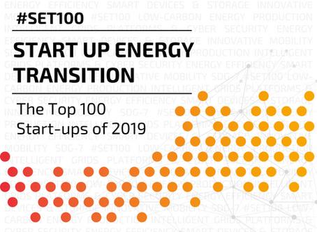 LexX Chosen in SET Top 100 Startups of 2019
