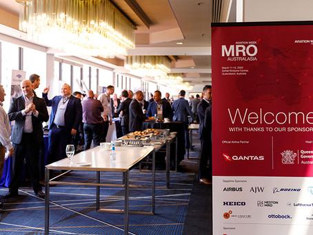 LexX Attends MRO Australasia in Brisbane