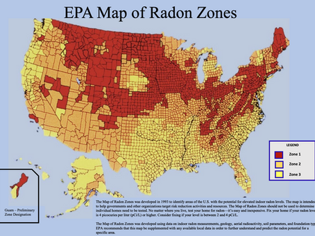 Radon: What is it and How Much is Too Much?!