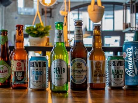 Nederland gek op alcoholvrij bier