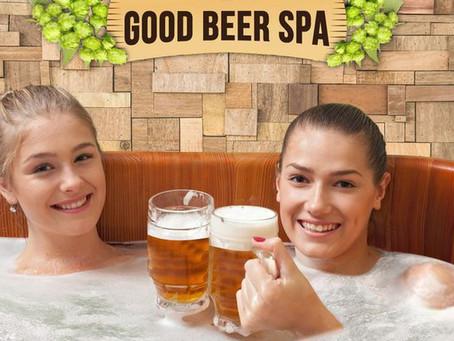Brussel klaar voor eerste Belgische Bier-Spa