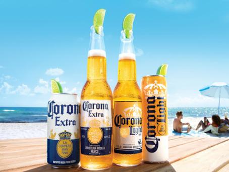 Coronavirus velt ook Corona-bier