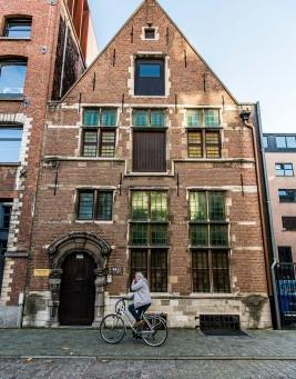 Antwerps Brouwershuis definitief in de steigers