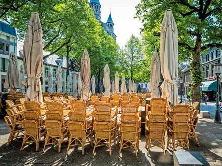 Nederlandse terrassen mogelijk op 1 juni weer open
