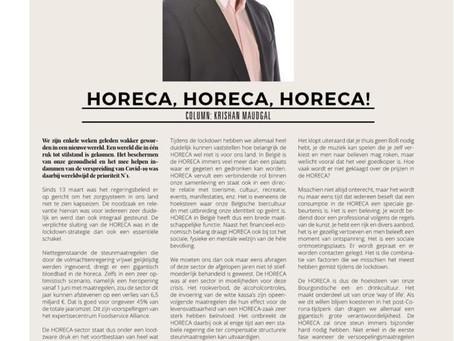 HORECA belangrijke sector, of niet soms?