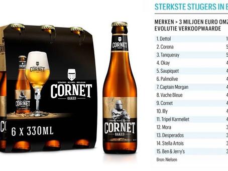 Cornet in retail Top-10