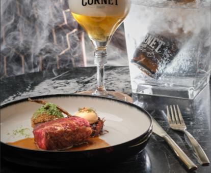Fiera wint Cornet Beer & Food Pairing Award