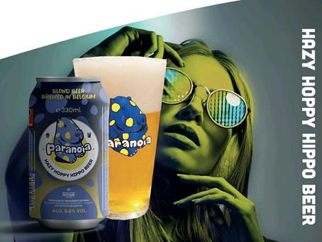 Huyghe komt met nieuw (nijlpaard) bier
