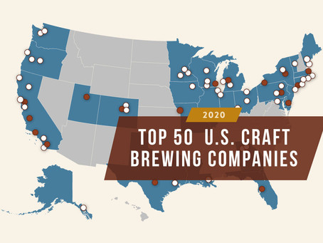 Duvel in TOP-50 Amerikaanse Brouwerijen