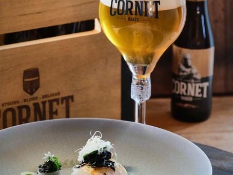 The Star of Belgian Cuisine, met Cornet