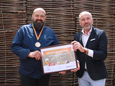 'De Gebrande Winning' winnaar van de Cornet Beer & Food Pairing Award