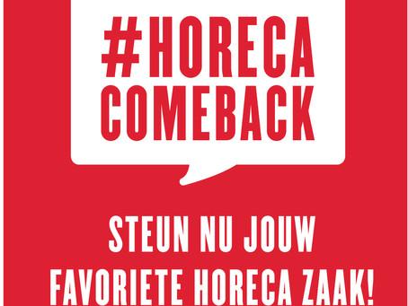 Online platform om HoReCa te steunen