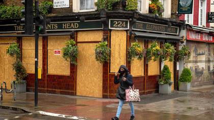 Vrees dat 50 procent van Engelse pubs crisis niet overleven