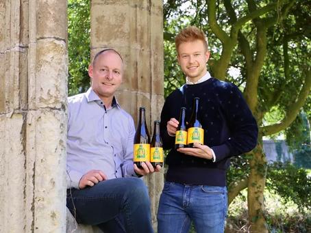 Sint-Bavo abdijbier tot leven gewekt