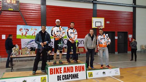 Bike & Run de Craponne