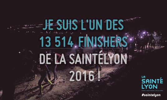 SAINTELYON 2016