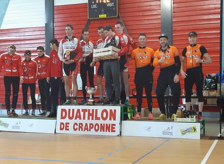 Champions du Rhône de Duathlon