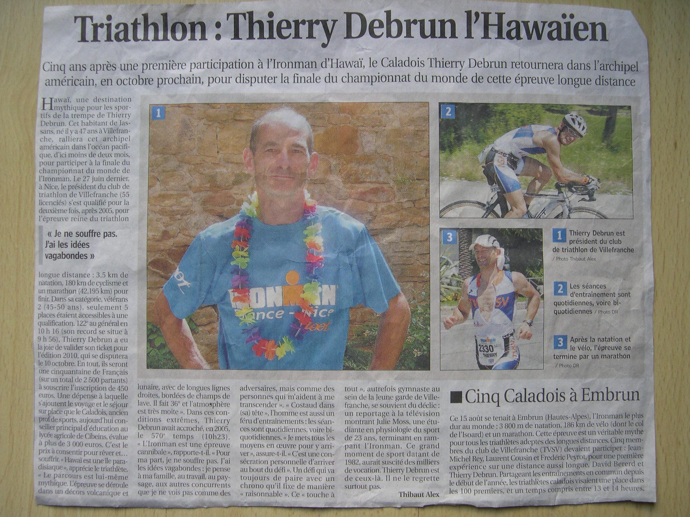 LE_PROGRES__Thierry_DEBRUN_L'hawaïen