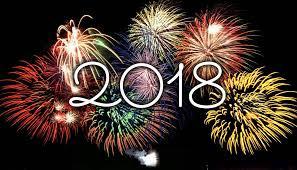Meilleurs voeux pour 2018