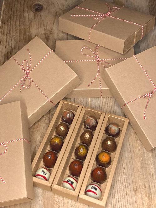 doosje van 15 bonbons