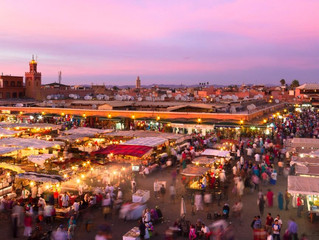 Morocco - Marrakech 2019